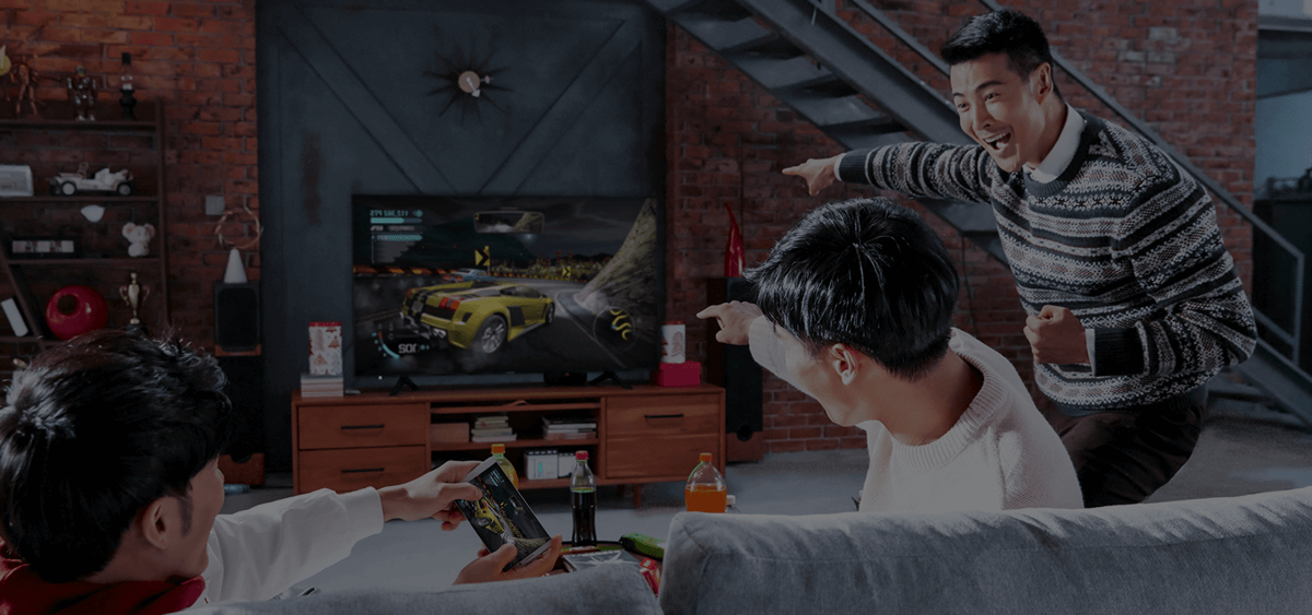 How to cast games to a TV? How to set up screen mirroring to play mobile games? How to play games on a TV without using PS4? Is screen mirroring for games fun? HappyCast screen mirrors for games.